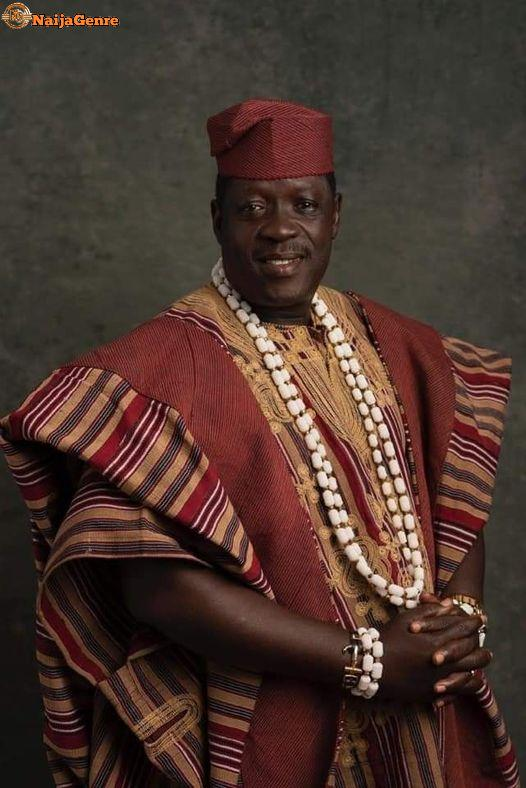 A Great Popular Actor Taiwo Hassan Know As Ogogo History