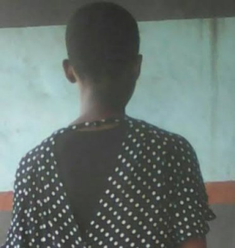 Image of the girl who eloped with a 38year old man