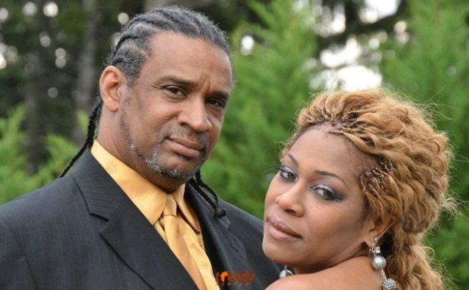 Regina Askia & Husband, Rudy Williams Glam Trendy Africa