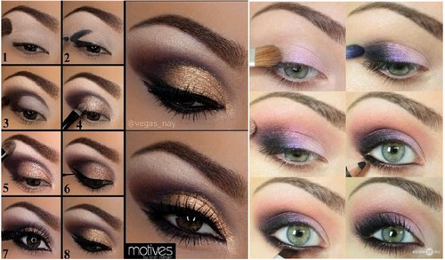 image eyeshadow application technique