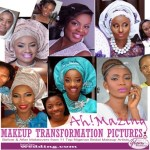 11 Before and After Bridal Makeup Transformation: Photos from Top Nigerian Makeup Artists