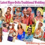Latest Niger-Delta Traditional Wedding Attire Styles for Brides and Couples (100 Pictures)