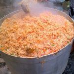 Wedding Party Jollof Rice: Recipe and Preparation Steps for DIY Brides (Cooking Video Tutorial)
