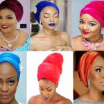 How to Tie Nigerian Turban Headwrap Step By Step (Easy Video Tutorials)