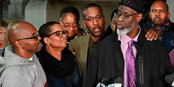 Three exonerated after serving 36 years in prison for false murder conviction (Photos)