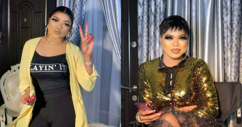 Bobrisky reveals he has been having surgeries to completely transform into a woman