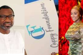 Femi Otedola reveals why he donated N5 billion to his daughter's foundation (Video)