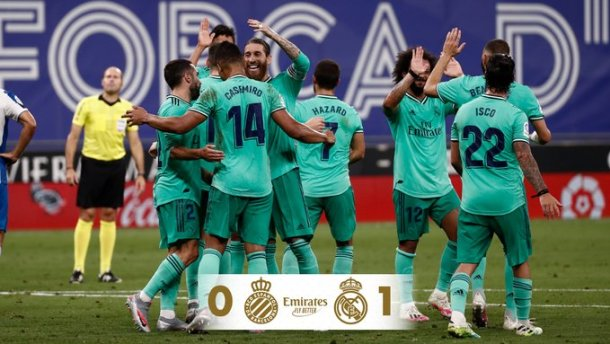 Espanyol vs Real Madrid 0-1 Download