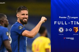 Chelsea vs Watford 3-0 Download