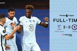 Crystal Palace vs Chelsea 2-3 Download