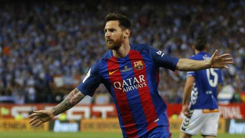 Best of Lionel Messi Skills