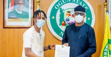 BBNaija: NANS attacks Ogun governor over gifts to Laycon