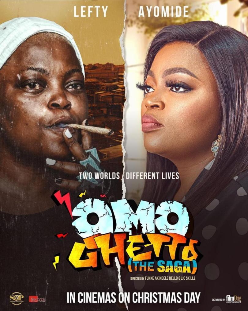 "Toke Makinwa, Timini Egbuson, Yemi Alade... Meet the Cast of ""Omo Ghetto: The Saga"" | BellaNaija"