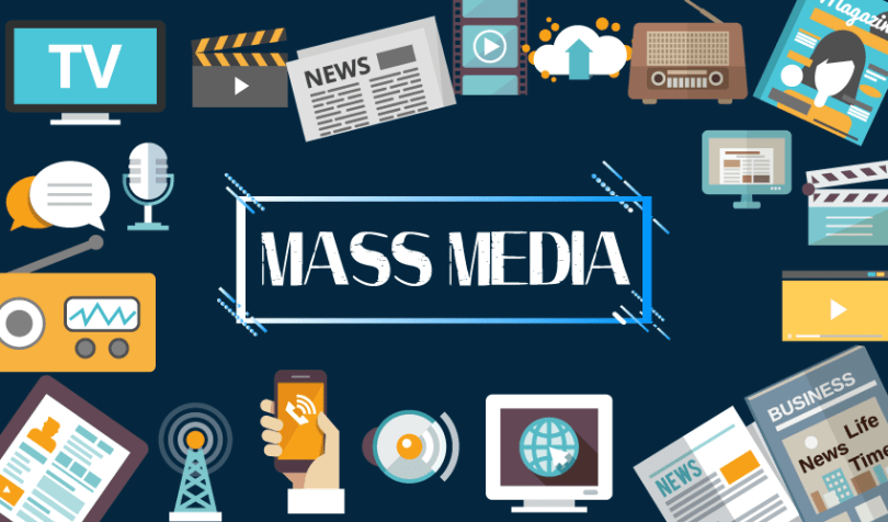 Concept of Mass Media with Types