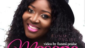 VIDEO + AUDIO] 'Lifter' - Funmi Praise - Naija Gospel