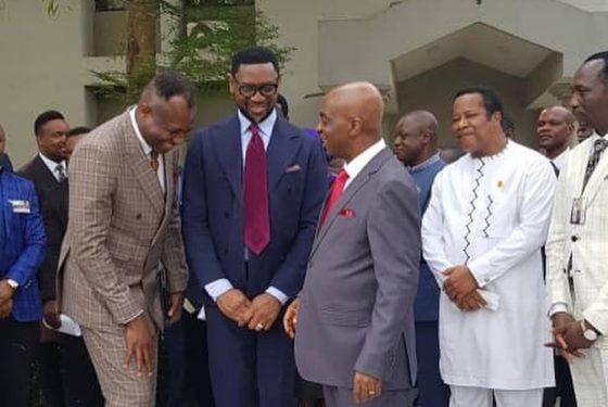Fatoyinbo Oyedepo, Enenche, Ibiyeomie, KK, Others