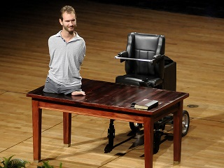 Nick Vujicic: Easter is About the Sacrifices of Jesus Christ not Bunnies and Eggs