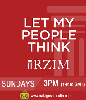 RZIM - Let My People Think Podcast