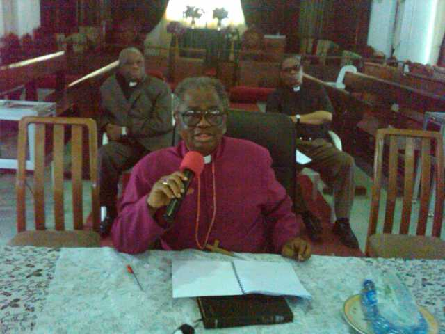 Bishop Tunde Adeleye