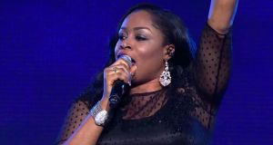 Sinach - God Alone