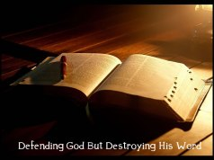 Defending God - The Bible