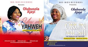 {Audio + Video}: Olubusola Ajayi - Yahweh & Orun M Sii