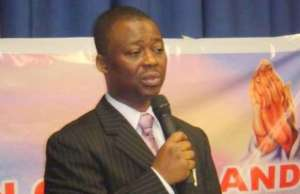 MFM founder, Pastor Daniel Olukoya