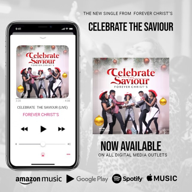 celebrate the saviour