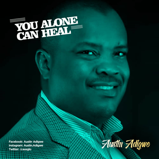 you alone can heal