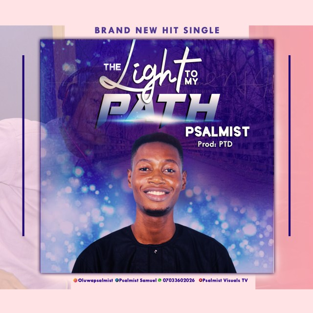the light to my path