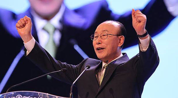 Yongi Cho dies at 85