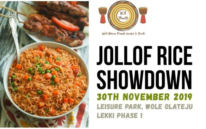 WATreats Jollof Rice Festival