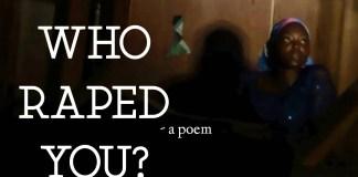 Who Raped You - Flourish Joshua