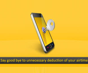 How to Stop Unnecessary Deduction of Your Airtime by MTN