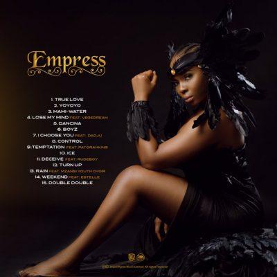Yemi Alade - Empress Album Tracklist