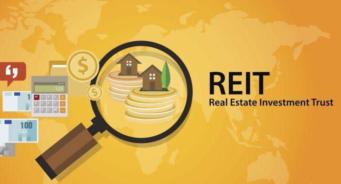REIT Real Estate Investment Trust money for home finance transaction
