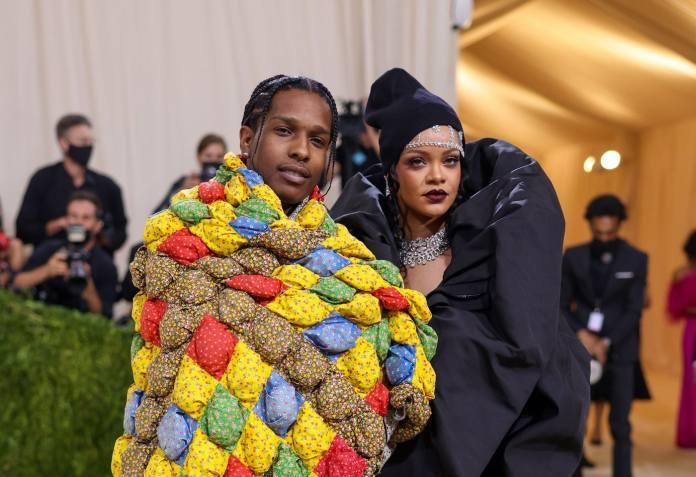 Rihanna and asap