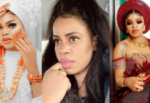 """""""This is why I avoid cheap prost!tutes looking for my friendship"""" – Bobrisky blasts DaffyBlanco"""