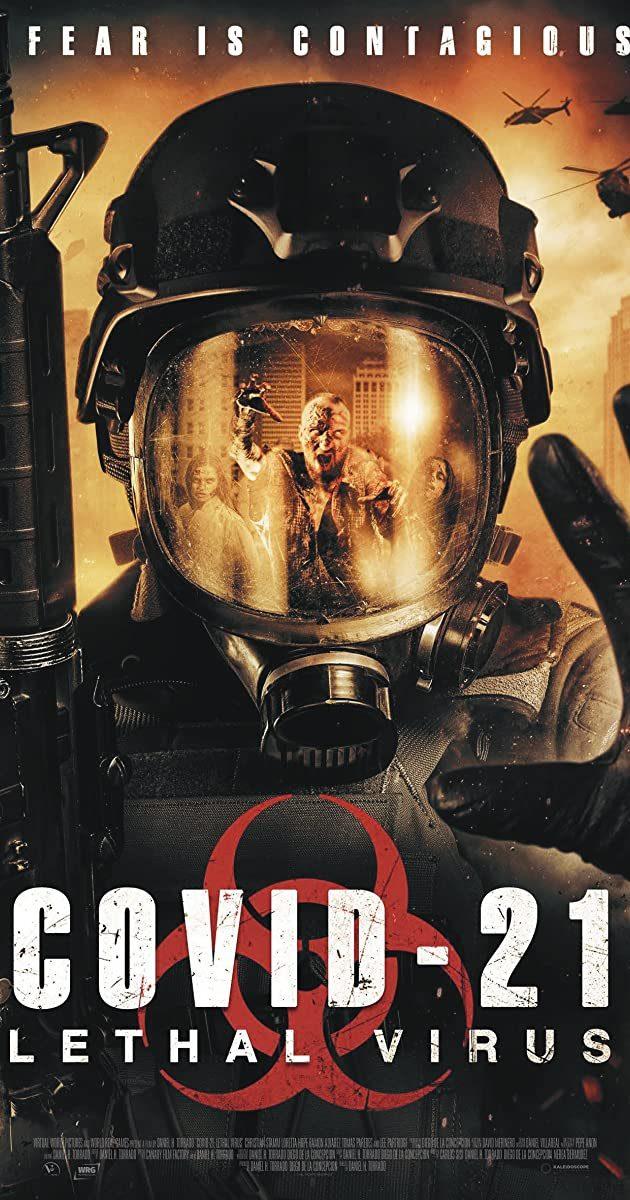 Movie COVID-21: Lethal Virus (2021)