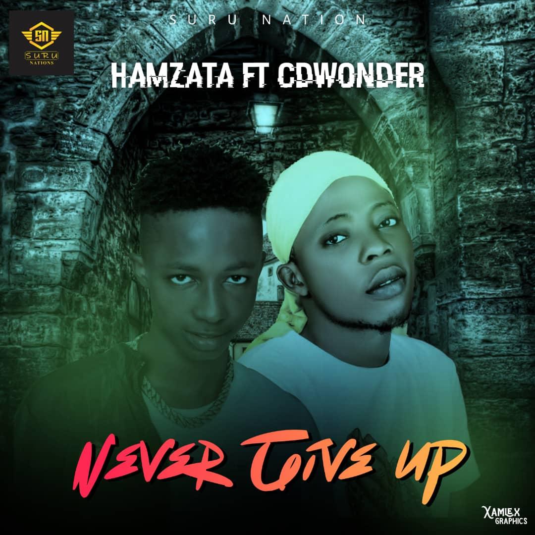 Hamzata CD Wonder Never Give Up