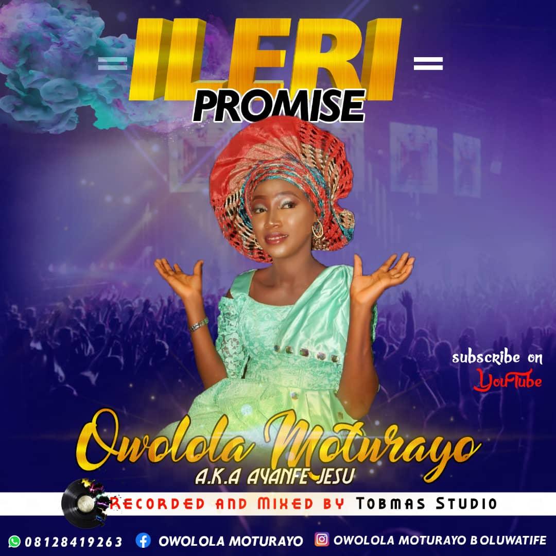Owolola Moturayo Ileri Promise