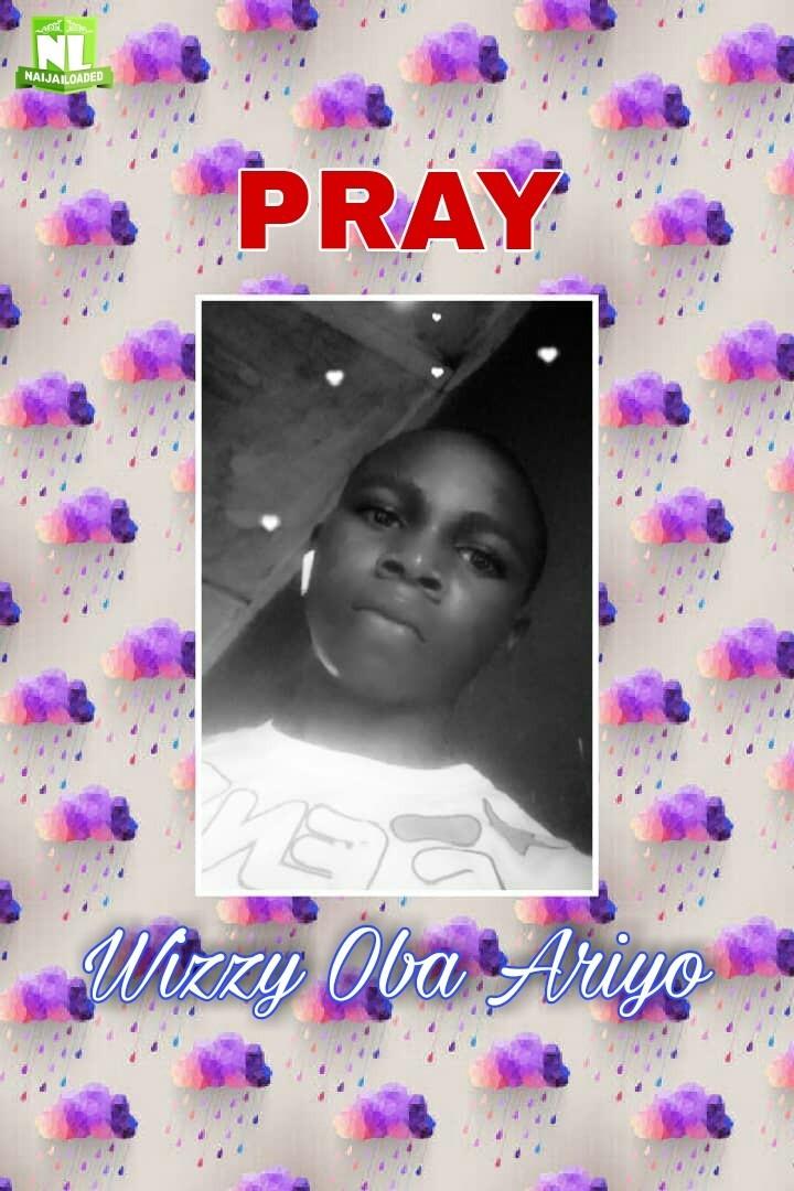Wizzy Oba Ariyo Pray