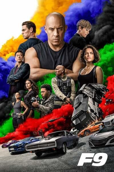 Movie Fast & Furious 9: The Fast Saga (2021)