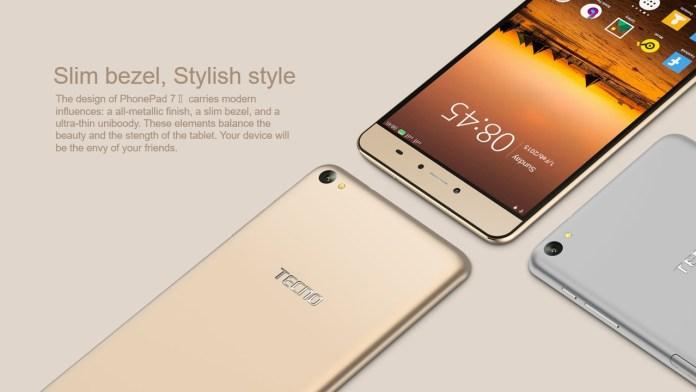 TECNO PhonePad 7II