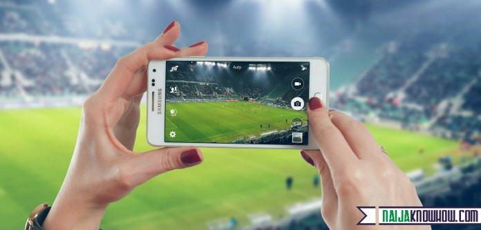 Watch Football Matches on Android Phone