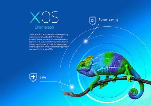 Infinix Chameleon XOS ROM