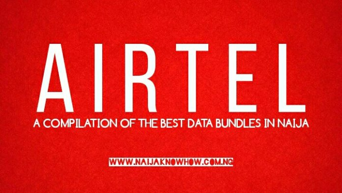Airtel Data Plans and Subscription Codes for Browsing