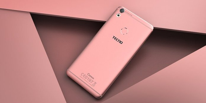 TECNO Camon CX - Rose Gold