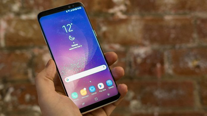 Samsung Galaxy S8 price in Nigeria