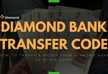 DIAMOND BANK TRANSFER CODE _ How To Transfer Money From Diamond Bank To Other Banks